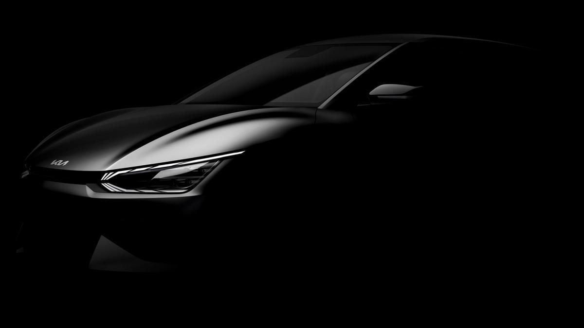 Kia release teaser pics of the Kia EV6, our first dedicated BEV!!